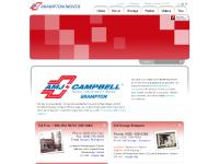 AMJ Campbell Moving Company Brampton - Toronto West - Canada's largest Mover