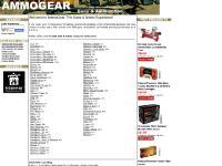 ammogear.com guns, ammo, ammunition