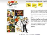 Amor e Humor - Caricaturas e Cartuns para casamentos e afins