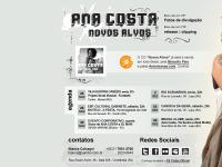 anacosta.art.br ana costa, cantora, site oficial