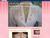 JALECOS BORDADOS PERSONALIZADOS AnaCosta