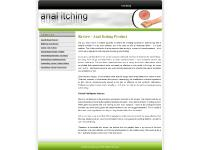 Anal Itching Product