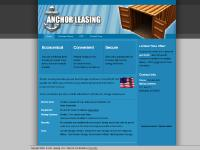 Anchor Leasing | Storage Containers for Rent, Lease or Purchase