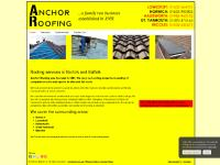Roofing Contractors - Norfolk, Suffolk | Anchor Roofing