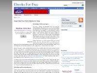 Ebooks For Free