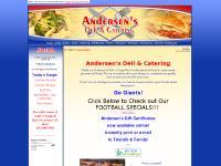 andersenscatering.com Deli, delicatessen, hero