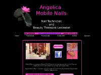 Angelica Nails and Beauty - Calgel,Nail Extensions, Minx, St Tropez Spray Tan, Massage, Reflexology, Manicures, Pedicures, Nails in Leicester