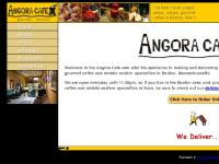 Angora Cafe Boston - Frozen Yogurt, Wraps, Gourmet Coffee & Middle Eastern Food Boston MA