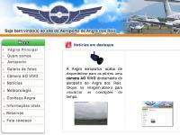 Aeroporto de Angra dos Reis AO VIVO