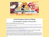 Anime Emergency - Anime and Manga