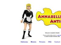 Annabelle's Antics : Welcome