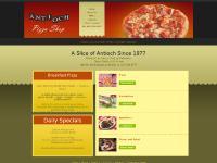 antiochpizzashop.com pizza, antioch, illinois