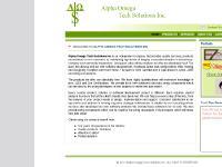 Alpha Omega Tech Solutions Inc
