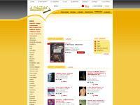 A Página Distribuidora de Livros