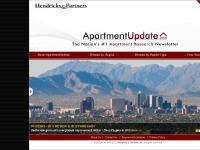apartmentupdate.com Hendricks & Partners, Inc.