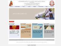 Adhiparasakthi College of Arts and Science. G.B. Nagar, Kalavai Vellore District.Tamilnadu