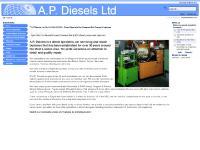 AP Diesels Ltd - Home