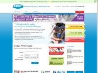 aphc.co.uk plumbing contractors, heating contractors, professional plumbers