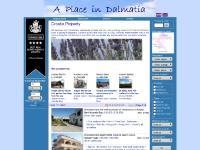 aplaceindalmatia.com Croatia Property