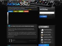 Leer Entrada Completa…, CFW Nokia 5800, Nokia 5800, Juego: Dance Me s60v5