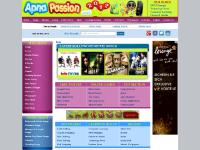 apnapassion.com Latest Bollywood Movie Songs, Download Softwares, Desi Urdu Totkay
