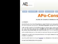 apo-conseil.fr normes, classification, accessibilité