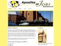 apostlesofjesus.co.uk Ministries, Events, Ministries