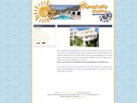 Accommodation Pefkoi Lindos Rhodes - Apostolis Studios Apartments Rooms Accommodation