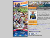 APPLEYARD ART - Paintings of Sheffield, Derbyshire, Scotland and Underwater themes