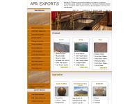 APR Exports - Marble, Granite, Sandstone, Slate, India Stone Exporters