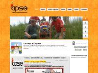 apsecursos.com.br Empresa, Cursos e Treinamentos, Agenda