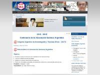 aqa.org.ar Servicios, Cursos, Revista I&Q