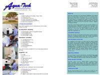 Aqua-Tech Laboratories, Inc.