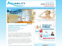Walk In Showers, Walk In Baths, Walk In Bathing Solutions, Walk In Shower Solutions