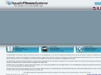 Swim Spa, Aquatic Fitness, Spa Fitness Equipments Designed by AquaticFitnessSystem