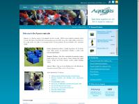 Pond Aeration Products, Aquosis Green Vat, Aquosis Quad Foldaway Quarantine System, Aquosis Portable Fish Holding Units