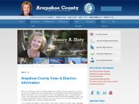 Arapahoe County, CO – Elections