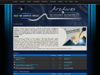 archives-dossiers-secrets.fr Archives, dossiers secrets, Blog Archives et dossiers secrets