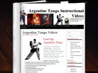 Argentine Tango Instructional Videos - Learn to Dance Tango! Argentine Tango Instructional Videos