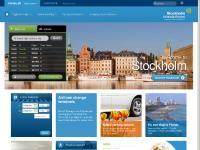 arlanda.tm.se Select airport, Stockholm Arlanda Airport, Göteborg Landvetter Airport