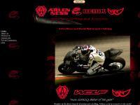 Arlen Ness and Berik Motorcycle clothing