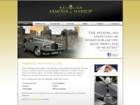 Wedding Car Hire Ayrshire | Armour and Harrop Chauffeurs | Ayrshire | Wedding Services