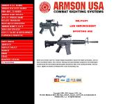 armsonusa.com armson, combat sighting systems, paintball