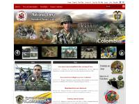 Commanding line, Geographic Distribution, Military Units, Our Mission