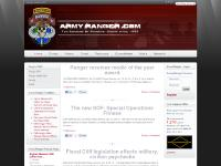 ArmyRanger.com - For and by the Ranger Community - Army Rangers - Home | ArmyRanger.com - For and by the Ranger Community