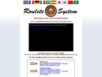 Roulette System - Use a free roulette system to make cash!