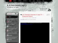 arrahman.info Related Posts with Thumbnails