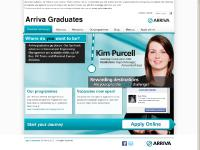 Where do you want to be? | Arriva Graduates