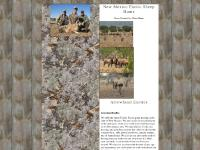 arrowheadexotics.com New Mexico Exotic Sheep Hunts, Exotic Sheep, Arrowhead Exotics