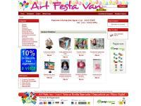 Brindes Art Festa Van